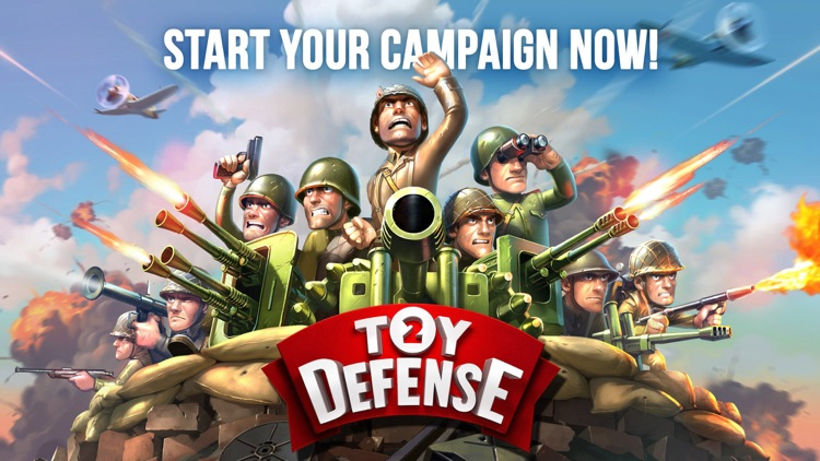 Toy Defense 2 — Tower Defense screenshot-5
