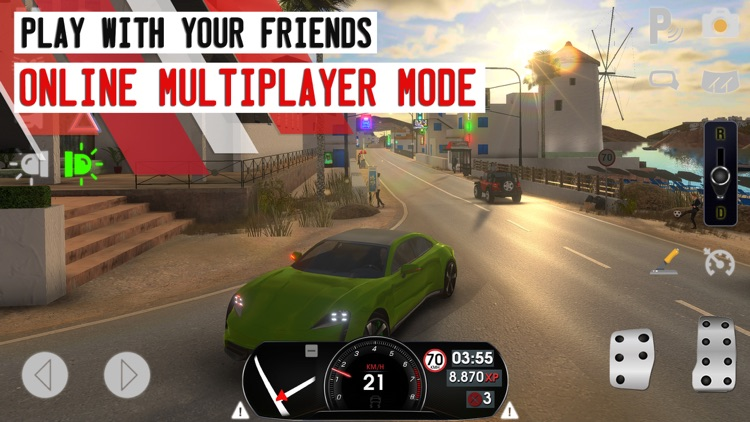 Driving School Sim 2020 screenshot-5