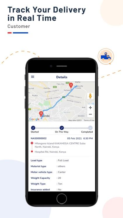 NAS Freight Find Truck & cargo screenshot-7