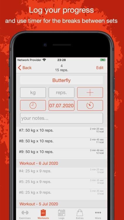 Fitness Point: Home & Gym screenshot-4