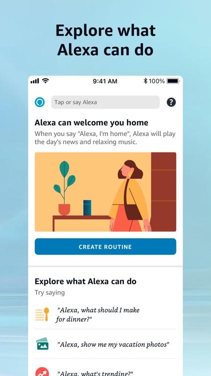 Amazon Alexa screenshot-5