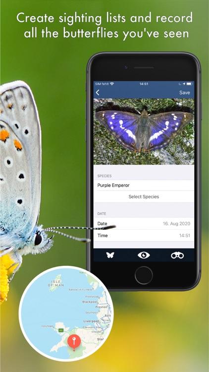 Butterfly Id - UK Field Guide screenshot-7
