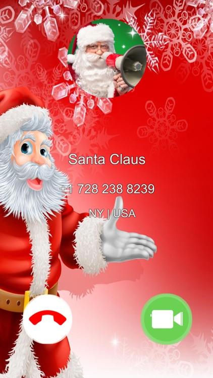Santa Video call - Xmas trivia screenshot-3