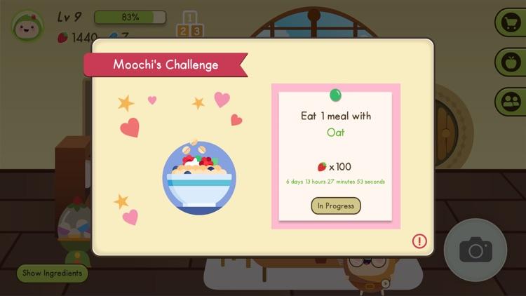LittleMoochi: Eating & Habit screenshot-9