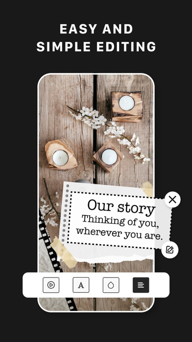 Storify -  IG Story Templates Screenshot