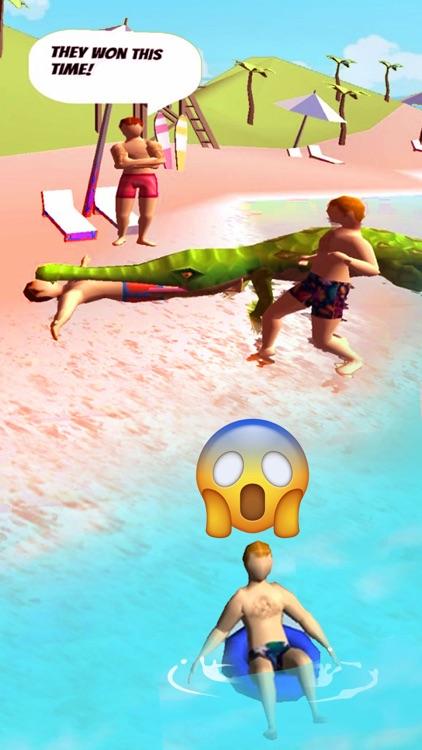 Shark Attack -Simulator games screenshot-3