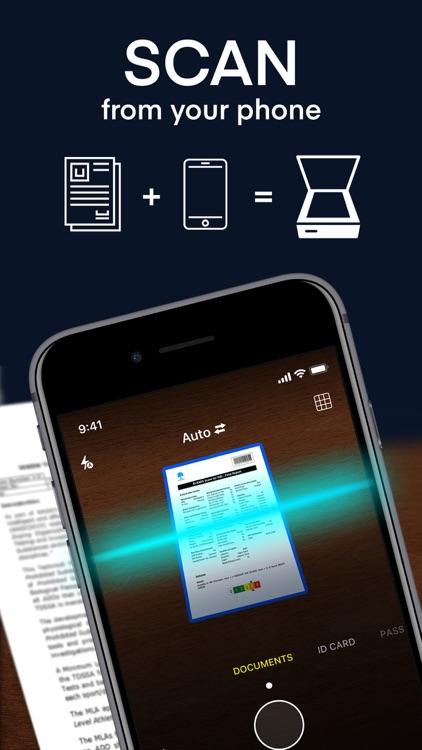 Scan+ PDF & Doc Scanner