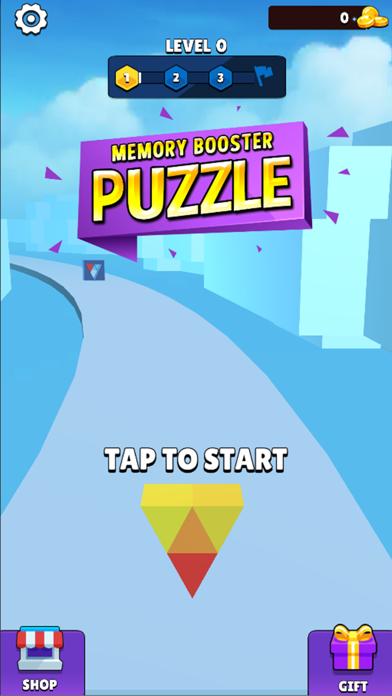 Memory Booster Puzzle screenshot 1