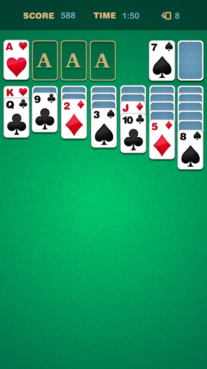 Solitaire Card Game:Funny Play screenshot-4