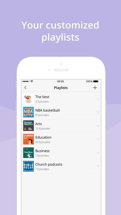 Podbean Podcast App & Player screenshot-4
