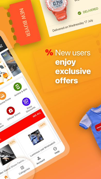 messages.download Jumia Online Shopping software