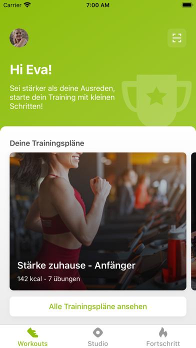 lafit FitnesscenterScreenshot von 2