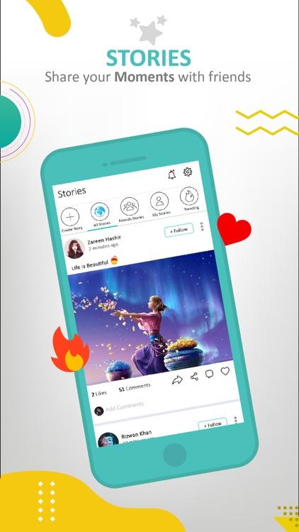 TelloTalk - Voice, Video, Chat screenshot-4