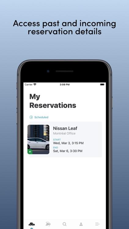 GO-EV Car Share screenshot-3