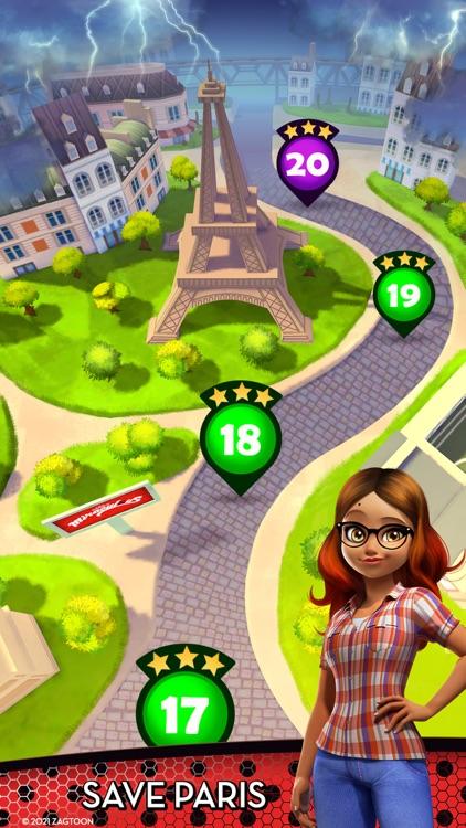 Miraculous Ladybug & Cat Noir screenshot-6