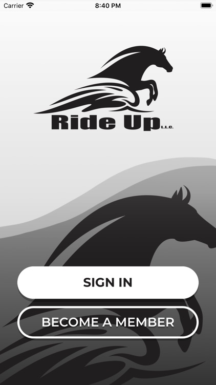 Ride Up - Equine Journal