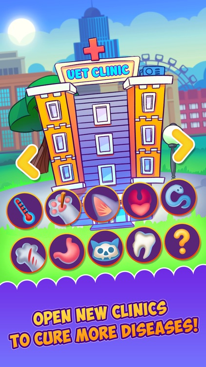 Doctor Pets: Educational games screenshot-3