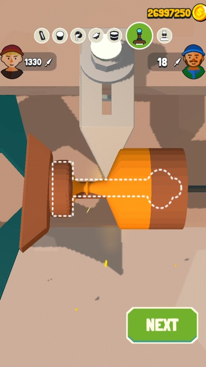 Blade Forge 3D screenshot-3