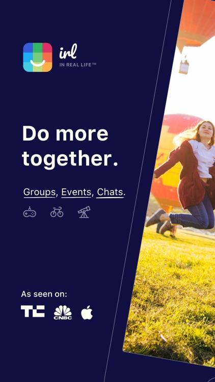 IRL - Do More Together screenshot-0