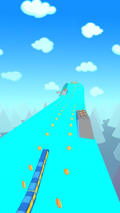 Train Race! screenshot 1