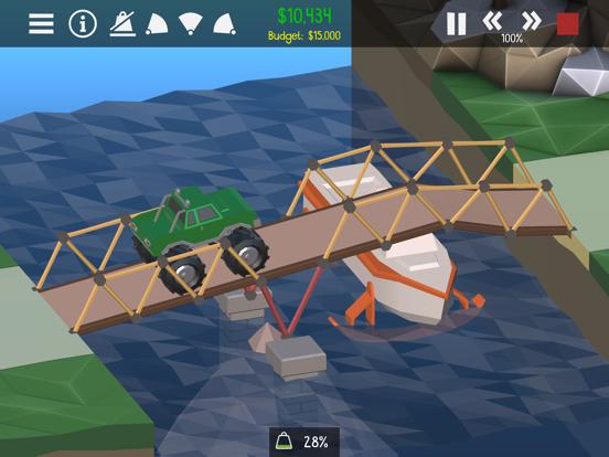 Poly Bridge 2 screenshot 8