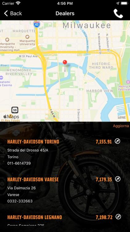 Harley-Davidson Protection screenshot-3