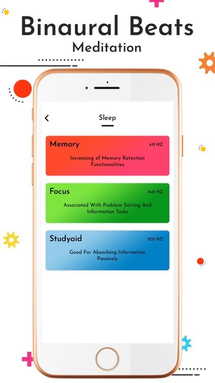 Binaural Beats Meditation App