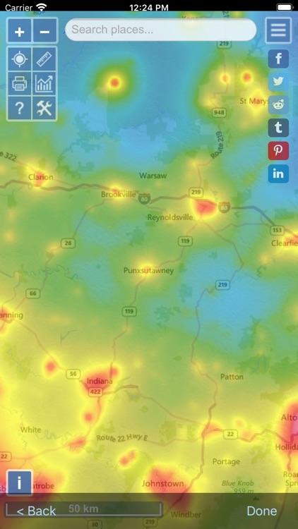 Xasteria Plus - Astro Weather screenshot-3