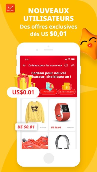 messages.download AliExpress Shopping App software