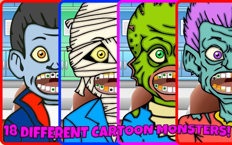Halloween Dentist For Kids screenshot 6