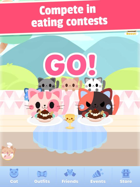 Greedy Cats: Kitty Clicker screenshot 11