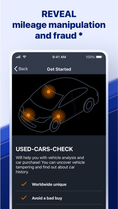 Carly — OBD2 car scanner Screenshot