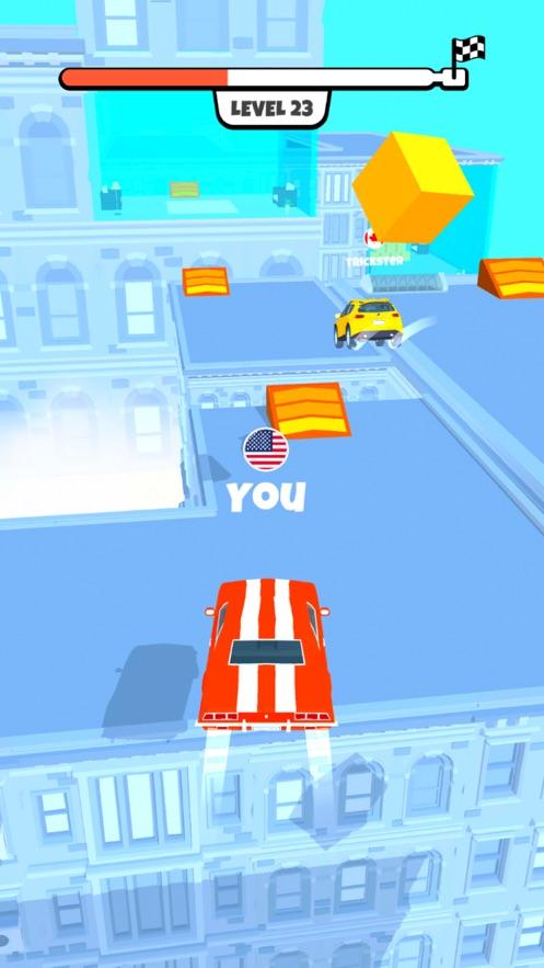 《Roof Racer服务app开发企业》