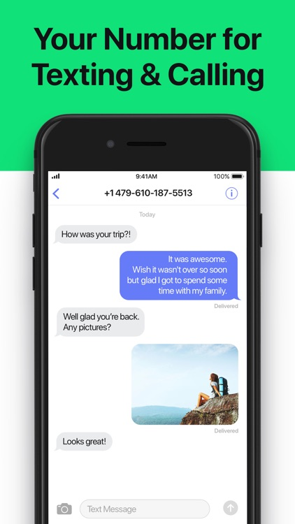 2Number - Second Phone Number screenshot-5