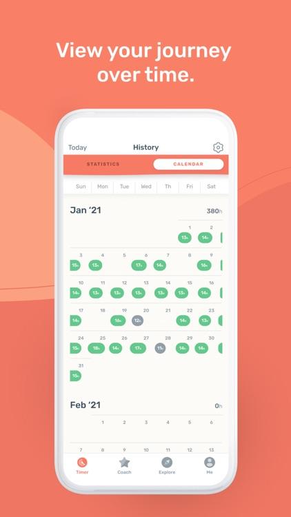 Zero: Fasting & Health Tracker screenshot-7