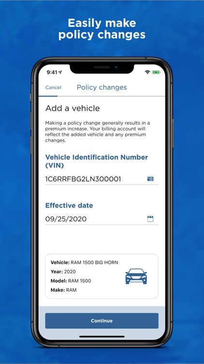 Nationwide Mobile screenshot-4