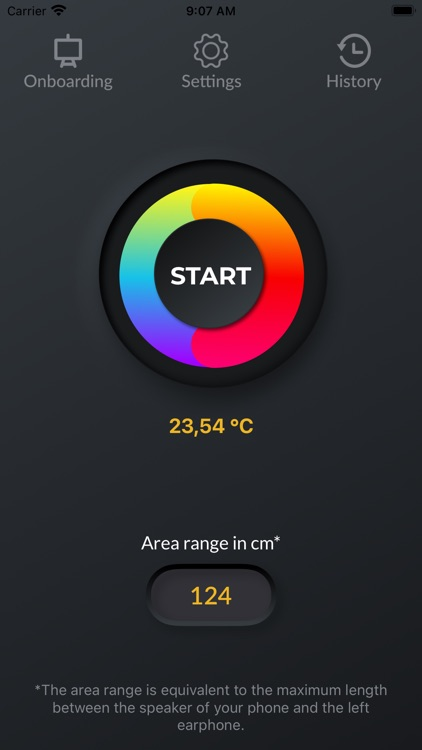 Sound Thermometer PRO screenshot-5