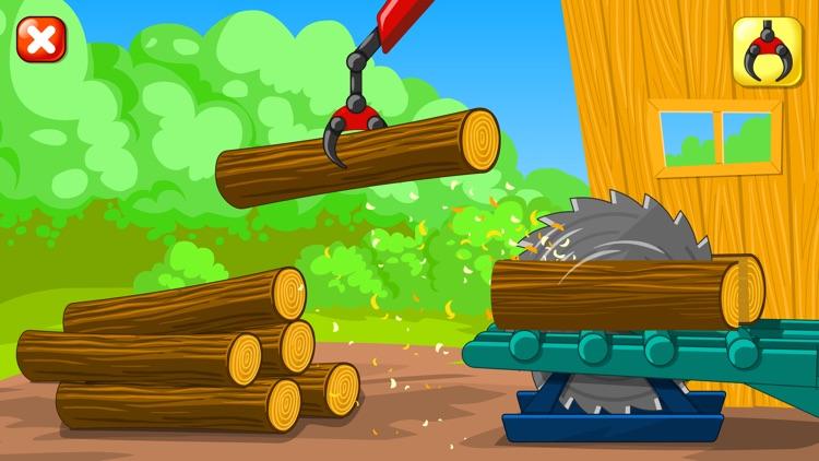Builder Game - Craft & Paint screenshot-3