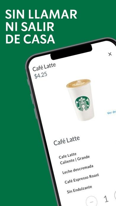 Starbucks El Salvador. screenshot 2