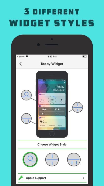 Pedometer & Step Tracker screenshot-3