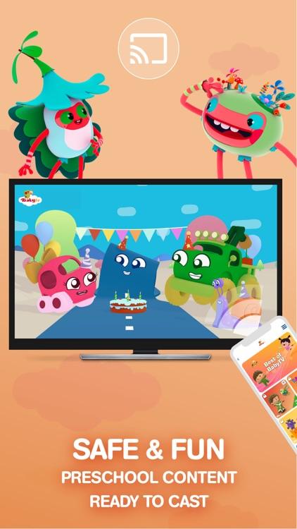 BabyTV - Baby & Toddler Videos screenshot-3