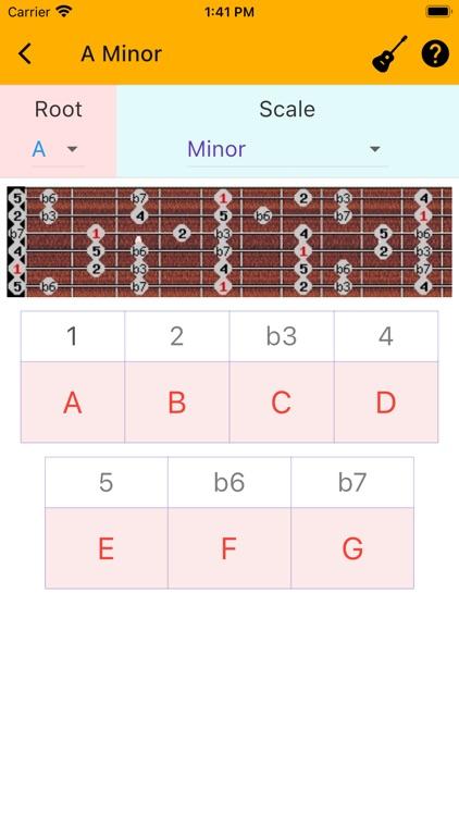 Music Scales screenshot-4