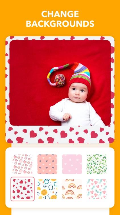 Baby Journal - Photo Editor screenshot-6