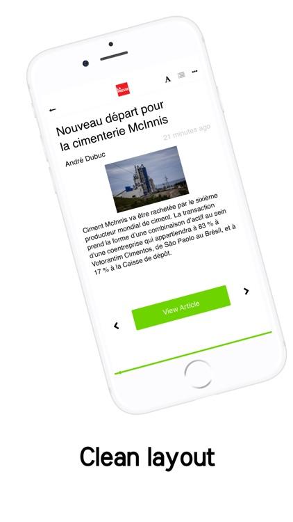 Newsstand CA - News Canada screenshot-8