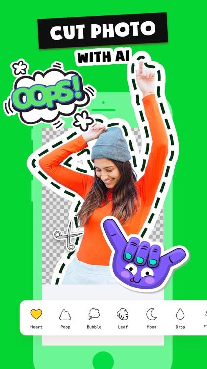 Stickers Funny of Meme & Emoji screenshot-7