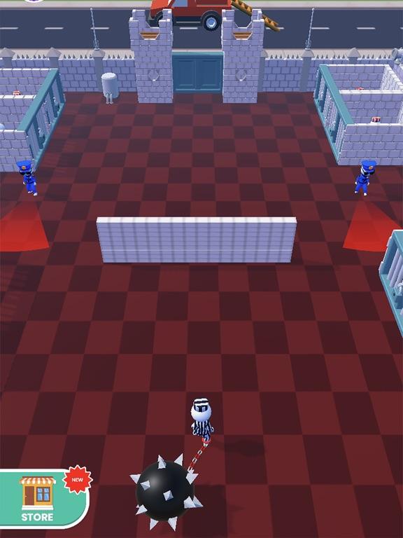 Prison Wreck: Destroy & Escape screenshot 10