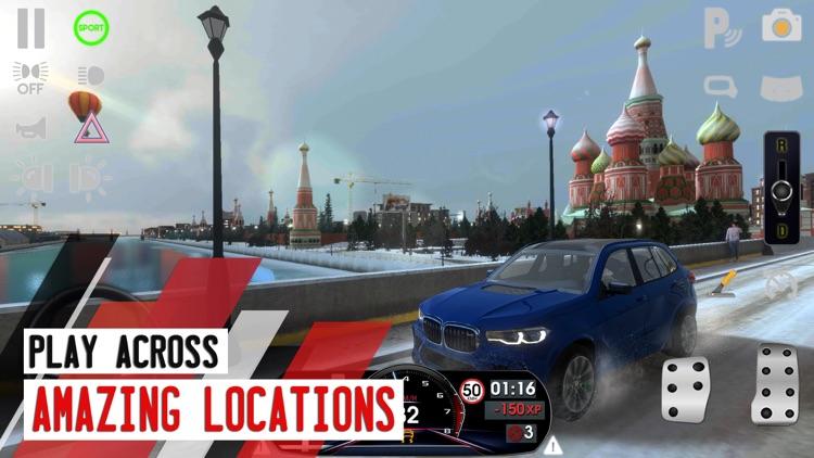 Driving School Sim 2020 screenshot-3
