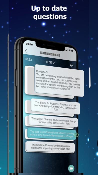 MS-100 Test Prep screenshot 2