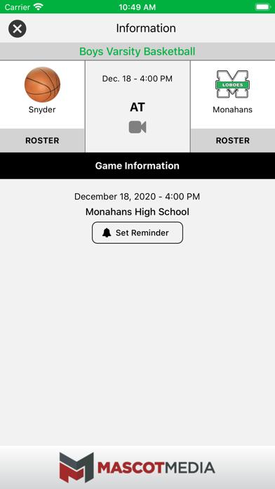 Monahans Loboes Athletics 3