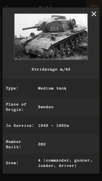 Guess the World War II Tank screenshot-5
